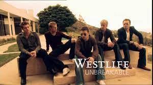 Westlife Captured! - Unbreakable