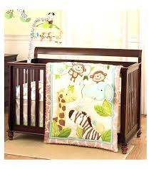 no jo baby bedding baby jungle crib bedding carter s jungle play 4 piece crib bedding