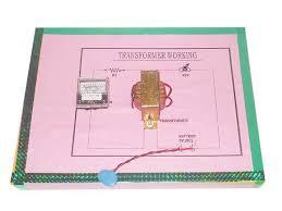 Science Projects At Rs 450 /piece | Janakpuri | New Delhi | Id ...