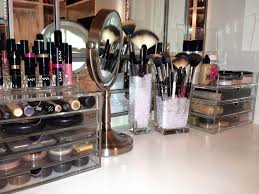 makeup vanity organization ideas. Makeup Vanity Organization Ideas Storage Closet Inside