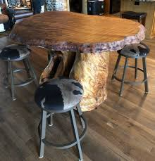 Redwood Dining Table Beautiful Etsy