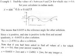 simple trig equations worksheet answers jennarocca