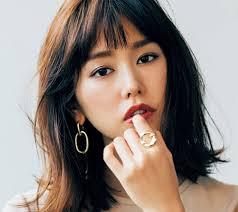 桐谷美玲の髪型から三角形顔に似合うngな小顔ヘアを解説小顔カット情報