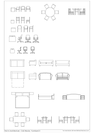 dining chair autocad. free furniture cad blocks dining chair autocad