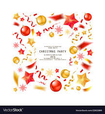 Dinner Invation Christmas Party Or Dinner Invitation