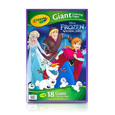 Search through 623,989 free printable colorings at getcolorings. Crayola Disney Frozen 2 Giant Coloring Book Coloring Books Kids Coloring Books Crayola