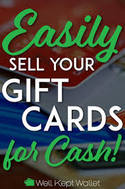 sell gift cards for cash pin