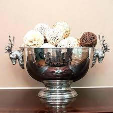 Decorative Ball Bowl Classy Decorative Spheres For Bowls Orbs Balls Bowl Ball Decor With Naily