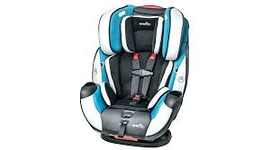 is evenflo tribute lx car seat safe to use