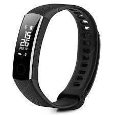 HUAWEI Honor Band 3 Black Smart Watches ...