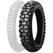 <b>Dunlop D605</b> Dual Sport Road/Trail <b>4.10</b>-<b>18</b> Rear Tyre at MXstore