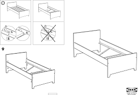 Download IKEA ROBIN BED TWIN Assembly Instruction for Free
