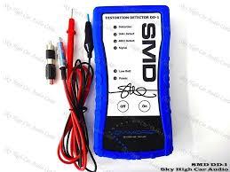 Steve Meade Designs Smd Dd1 Steve Meade Distortion Detector Dd 1 Car Audio Amp Signal Test Tone Cd