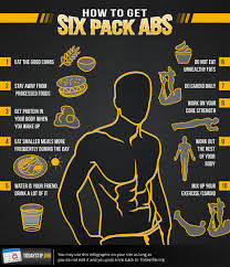 10 Simple Tricks to Get Six Pack Abs | Daily Tips \u0026 Tricks