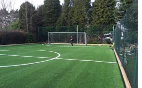 this is how much it would cost to build a 5 a side pitch in your garden