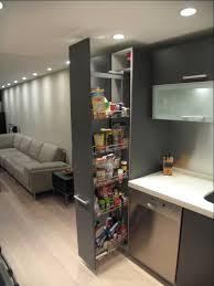Under Kitchen Cabinet Storage Systems Designs