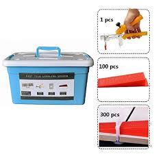 hengmo 1 8 3mm fast tile leveling system super kit