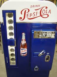 Pepsi Glass Front Vending Machine Simple VMC Vendorlator Coke Machine History And Serial Number Chart