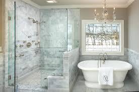 half wall shower glass glass block shower wall cost half wall shower glass how to build