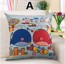 Small Picture love letter pillow decorative cushion covers linen cotton sofa car
