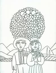 Beautiful Coloring Pages From Almaflorada Com