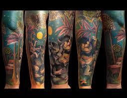 La Merveille Dans La Peau Le Tatouage Féerique Ou Le Nouveau Pays