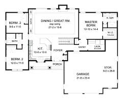 1600 sq ft house plans ranch house plan roomy ranch square feet and 3 bedrooms from