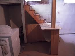 creepy basement stairs. In Creepy Basement Stairs