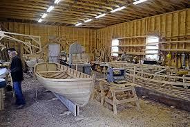 boat building works
