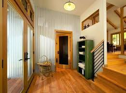 metal accent wall 7 accent wall corrugated metal wall sheet metal accent wall