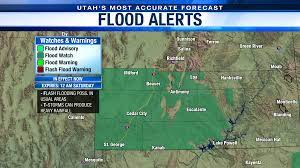 Southern Utah can expect flash floods ...