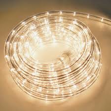 Clear White Rope Lights