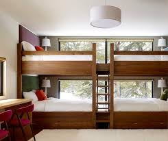 W View In Gallery Bunk Bed With Stairs And Ladder