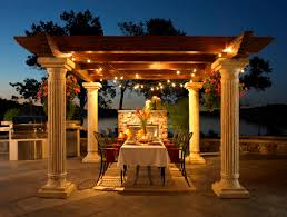pergola lighting ideas design. Pergola Lighting Ideas Design. Image Of: Popular Design W G