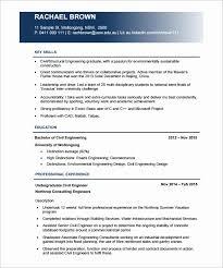 Resume Format For Civil Engineer Resume Fabulous Resume Tips