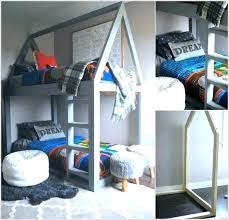 boys loft bed plans boys loft bed with slide kids loft bed bunk bed ideas cool boys loft bed