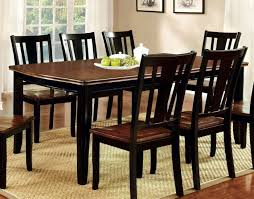 cherry dining table. Furniture Of America CM3326BC-T Dover Transitional Black Cherry Wood Drop Leaf Dining Table