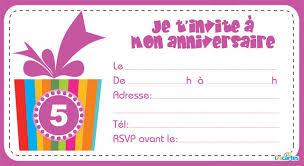 Carte D Invitation 9 Ans Hepaz Info