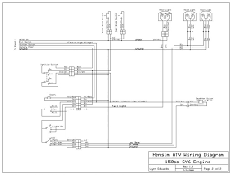 wiring diagram chinese 150cc atv wiring diagram with no spark chinese atv wiring diagram 110 at Redcat Atv Wiring Diagram
