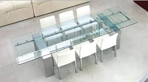 modern glass dining room sets amazing of modern glass dining room table modern glass dining room