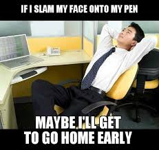 Day Dreaming At Work Meme   WeKnowMemes via Relatably.com