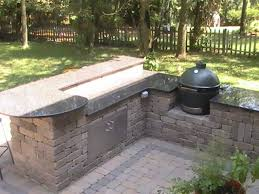 amazing 5 outdoor kitchen with green egg on green egg outdoor kitchen outdoor bbq and