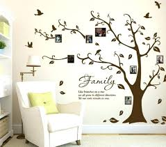family tree wall decal target with decals removable for bathroom white