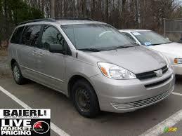 Sienna » 2004 toyota sienna ce 2004 Toyota Sienna in 2004 Toyota ...