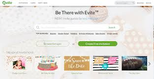 Send Free Online Invitations For Events With Evite Party Planner