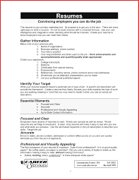 How To Write A Resume Title Resume Title And Subtitle Examples Best Of How To Write A Resume 20