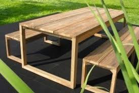 Rustic Teak Outdoor Furniture Foter