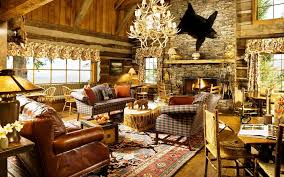 Image Of: Country Living Rooms And Rustic
