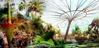 meet the beautiful botanic garden that