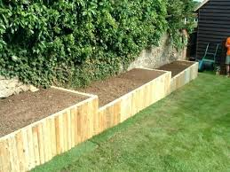 wood garden borders edging raised garden bed border ideas vegetable garden border ideas raised garden border